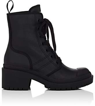 Marc Jacobs Women's Bristol Coated Twill Ankle Boots