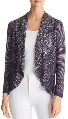 Nic+Zoe Star Crossed Ribbed Cardigan