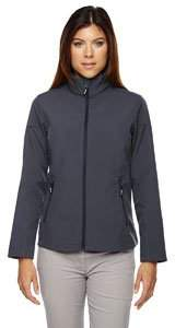 Ash City - Core 365 City Core 365 78184 - CRUISE TM LADIES' 2-LAYER FLEECE BONDED SOFT SHELL JACKET