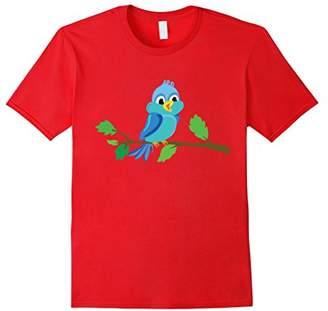Bird T-Shirt Singing Shirt