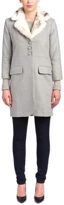 Julie Brown Coat