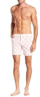 Trunks Mosmann Australia Whipped Soft Serve Print Swim Shorts