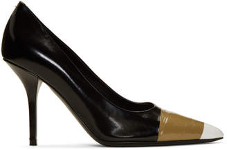 Burberry Black Annalise Heels