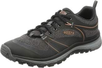 Keen Women's TERRADORA Hiking Shoes, Raven/Rose Dawn