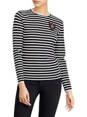 Polo Ralph Lauren Classic Striped Pullover