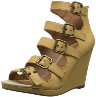 Michael Antonio Women's Alyson Wedge Sandal