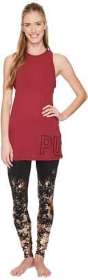 Puma Layer Mesh Tank Top Women's Sleeveless