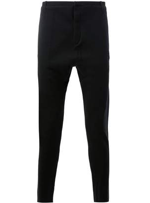 Label Under Construction slim-fit tailored trousers