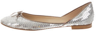 Kate SpadeKate Spade New York Sequined Bow Flats