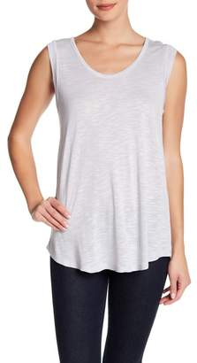 Bobeau Scoop Neck Tank
