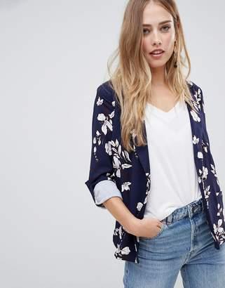 Vila floral suit jacket