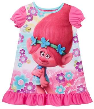 AME Trolls Poppy Nightgown (Little Girls & Big Girls)