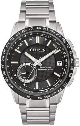 Citizen Eco-Drive Satellite Wave-World Time GPS Mens Watch CC3005-85E