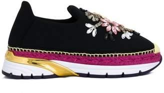 Dolce & Gabbana Barcelona slip-on sneakers