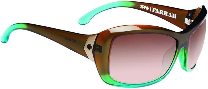 SPY Optic Womens Farrah 673011990133 Round Sunglasses