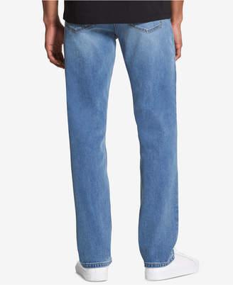 DKNY Men's Slim-Fit Straight-Leg Denim Jeans