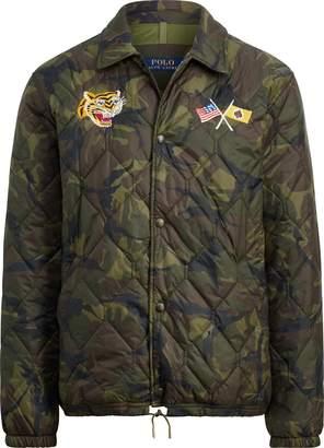 Ralph Lauren Souvenir Coach Jacket