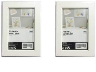 Ikea FISKBO Frame A variety of colors to choose from (Set of 2 Frames)