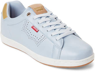 Levi's Ice Blue Selena Low-Top Sneakers