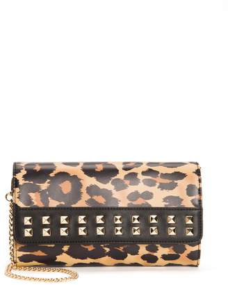 Juicy Couture Zephyr Leopard Mini Crossbody