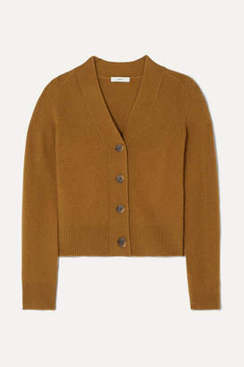 Vince Cashmere Cardigan - Brown
