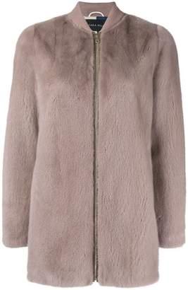 Cara Mila Rosa coat