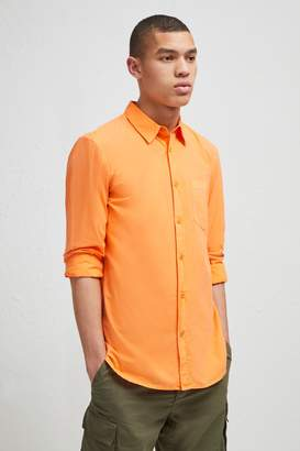 French Connenction Overdyed Poplin Shirt