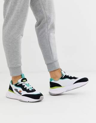Ellesse massello Chunky sneakers white