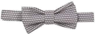 fe-fe jacquard bow tie