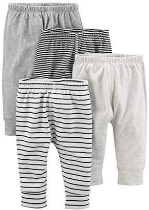 Carter's Simple Joys by Baby 4-Pack Pant
