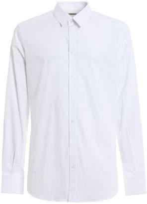 Dolce & Gabbana Formal Stretch Shirt