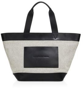 Alexander Wang Canvas Tote $450 thestylecure.com