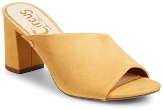 Sam Edelman Asymmetric-Strap Block Heel Sandals