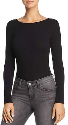 Aqua Scoop-Back Bodysuit - 100% Exclusive