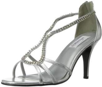 Dyeables Women's Josie Manmade Dress Sandal