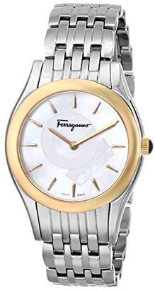 Salvatore Ferragamo Women's FG4040014 LIRICA Stainless Steel Watch