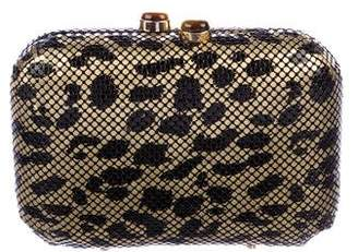 Kotur Chainmail Embellished Clutch