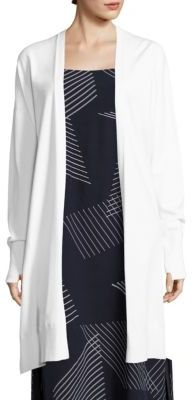 DKNY Open-Front Cardigan $248 thestylecure.com