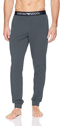 Emporio Armani Men's Iconic Logoband Trousers