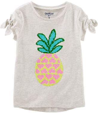 Osh Kosh Oshkosh Long Sleeve T-Shirt-Preschool Girls