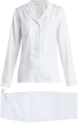 Derek Rose Kate 2 cotton pyjama set