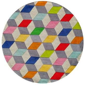 Viv + Rae Franco Hand-Tufted Gray Area Rug Viv + Rae