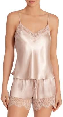 In Bloom 2-Piece Lace Shorty Pyjama Set