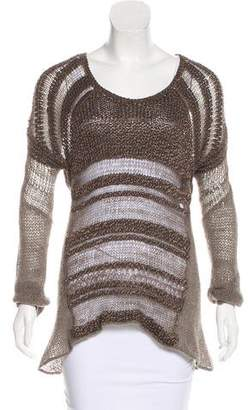 Helmut Lang Knit Silk Sweater