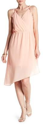 Haute Hippie Caitlyn V-Neck Dress