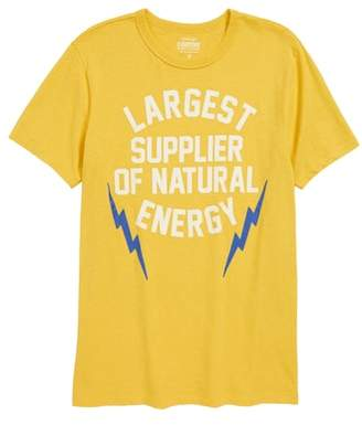 J.Crew crewcuts by Glow in the Dark Energy T-Shirt