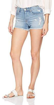 Black Orchid Women's Poppy High Rise Shorts