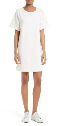 Women's Rag & Bone/jean French Terry Cotton Dress $195 thestylecure.com