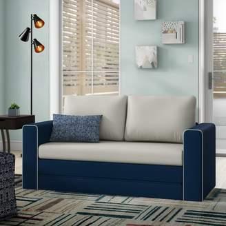 Ebern Designs DaPrato Modular Convertible Sleeper