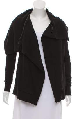 AllSaints Casual Knit Jacket